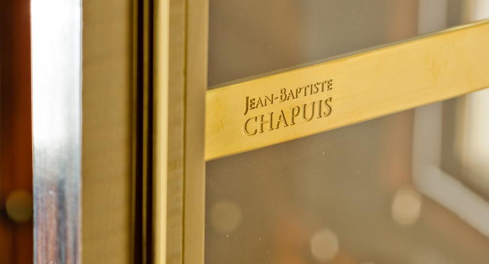 plaque Jean-Baptiste Chapuis
