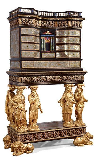 cabinet de la duchesse de fontange