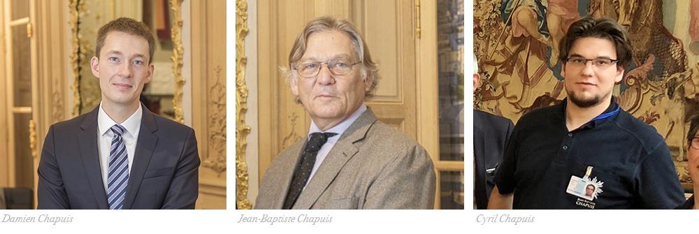 Damien Jean-Baptiste Cyril Chapuis
